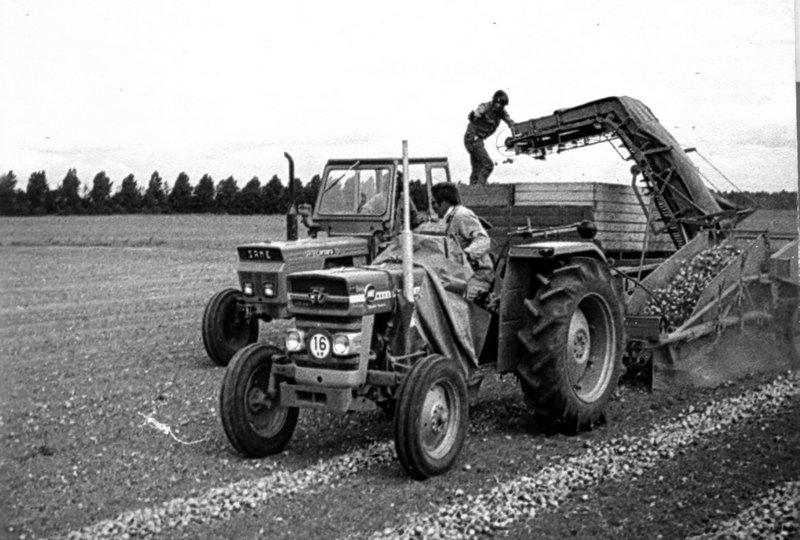 1957 – Verhuizing naar Noordoostpolder.